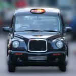 Lontoon taksia kutsutaan nimellä Cab